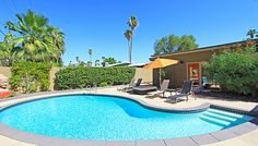 Vacation Palm Springs | Rancho Relaxo | Palm Springs Vacation Rental
