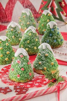 Feste in casa - Part 5 Christmas Desserts, Christmas Art, White Christmas, Christmas Decorations, Christmas Ornaments, Cake & Co, Cookie Swap, Xmas Party, Tupperware