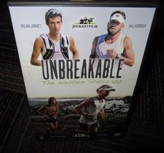 UNBREAKABLE - THE WESTERN STATES 100 DVD, MOUNTAIN RUNNING DOCUMENTARY, GUC