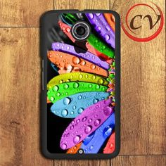 Rainbow Leaf Nexus 5,Nexus 6,Nexus 7 Case