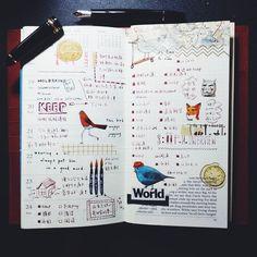 The 3rd week on my TN.  #hobonichi #diary #journal #doodle #illustration #drawing #planner #planneraddict #plannerlove #agenda #organizer #stationary #手帐 #手帳 #文房具 #文具 #ほぼ日手帳 #繪日記 #fountainpen #钢笔 #watercolor #tn #travelersnotebook #midoritravelersnotebook #montblanc #montblanc146