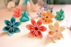 Paper Creative Wedding Decorations