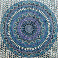Bohemian Tapestry Wall Hanging indian wall decor hippie tapestries bohemian mandala tapestry wall