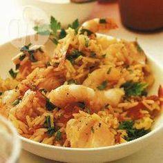 Seafood jambalaya @ allrecipes.co.uk