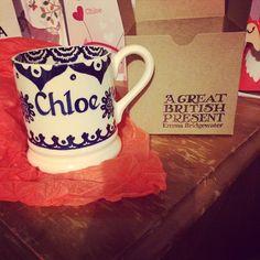 """""""Birthday #boyfriends #mum #personalised #mug #emmabridgewater #love"""""""