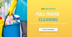 Keep your house clean with #Lica_Home_Services and get a shiny and dust-free house. Book a regular house cleaning services now and save 20% extra discount.  ☎ 1300480092  #housecleaning #cheaphousecleaning #professionalcleaningservice Professional Cleaning Services, House Cleaning Services, Clean Book, Urban City, Home Free, Pest Control, Clean House, Maid, The Unit