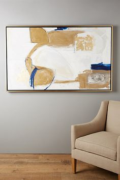 Serenity Wall Art #anthropologie