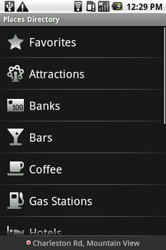 Places Directory App for Android (6/2/2009 – 9/28/2012)  http://googleblog.blogspot.com/2012/09/more-spring-cleaning.html