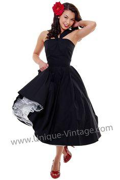 Unique Vintage: swing dress