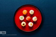 Japanese Cusine - Sushi - Pinned by Mak Khalaf Food foodjapankaisekisushijapanese cusine by HiroSasaki
