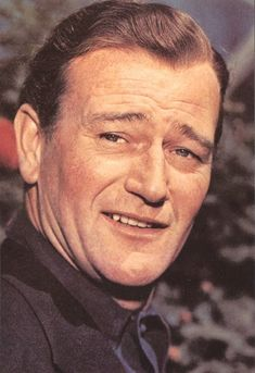 """John Wayne  """"Sure i wave the American flag. Do you know a better one?""""  Happy 4th of July"""
