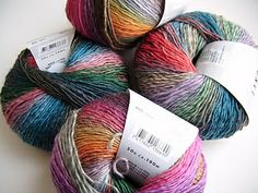 Mille Colori Baby. Beautiful colors. Superfine Merino Wool.