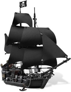 Lego Pirates of the Caribbean Black Pearl .... I'm pretty sure I want this for myself. Love Legos...still.