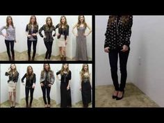 Style Guide: Building Your Wardrobe With Basics - YouTube
