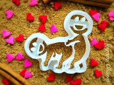 The Fan cookie cutter will bake up some sexy cookies for your next adult occasion. Are you a fan of the Kama Sutra art of making love? Then, you'll want to add this cookie imprint cutter to your colle