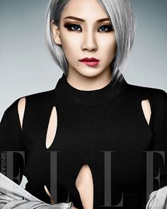 This is perfect [ #CHAELIN #CL #2NE1 ] © owner