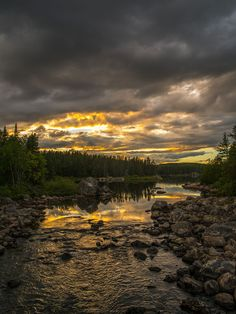 Days End (Sudbury, Ontario) by Lee Bodson on 500px