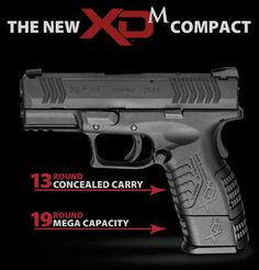 Springfield Armory XD(M) Compact ($640 - Superior Pawn & Gun)