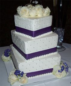 Take a look at our Wedding Cakes!