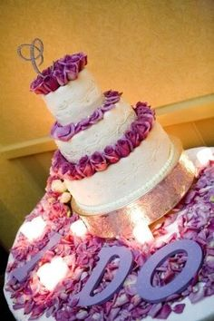 Wedding Spotlight: Vanessa + Rich | Magical Day Weddings | Disney Wedding Cake