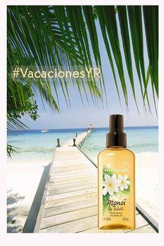 Llévate los productos Yves Rocher especiales para la playa y disfruta de tus vacaciones como nunca
