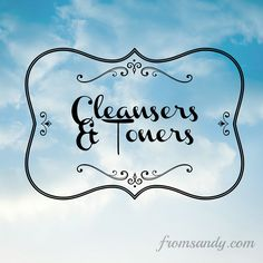 Avon Cleansers & Toners