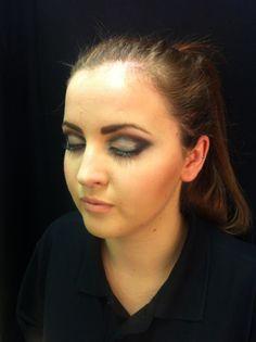 Illamasqua Sophie Inspired recreated look