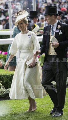 Royal Ascot, Berkshire, UK - 14 Jun 2016 Sophie Countess of Wessex 14 Jun 2016