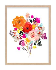 """""""Luminous"""" - Art Print by Betty Hatchett in beautiful frame options and a variety of sizes."""