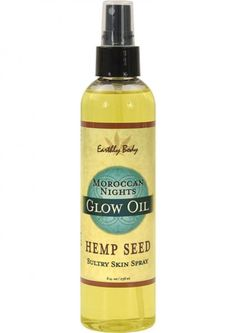 All natural oils include Hemp seed, Almond, Vitamin E and Grapeseed. Penetrates and moisturizes with skin conditioning oils. Great glide for the professional massage therapist. Leaves no syrupy residue.