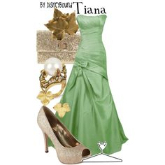 """""""Tiana"""" by lalakay on Polyvore"""