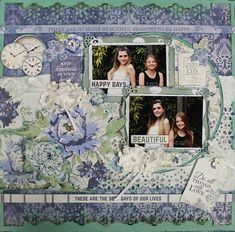 Family Makes Life Beautiful - single page Designed by Carol Barron Kit includes all paper and embellishment also includes photos and instructions. Scrapbook Page Layouts, Scrapbook Pages, Scrapbooking Ideas, Wedding Scrapbook, Baby Scrapbook, Family History Book, Reasons To Be Happy, Creative Memories, General Crafts