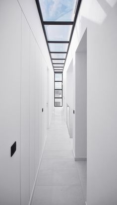 continuous skylight