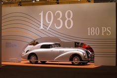 Mercedes-Benz 540K Streamliner - Chassis: 189399 - Entrant: Mercedes-Benz Classic - 2015 Techno Classica