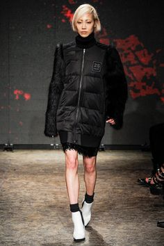 DKNY Fall Winter 2014/15