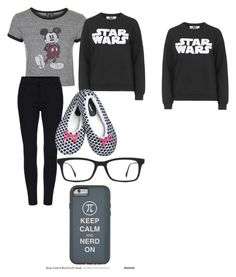 """""""Fateeee"""" by neroharley on Polyvore featuring Topshop, Tee and Cake, Avenue, Ray-Ban, women's clothing, women's fashion, women, female, woman and misses"""