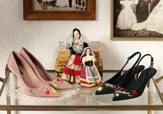 Dolce & Gabbana Women's Accessories Collection Winter 2016