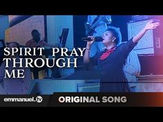 Let your soul be uplifted in this powerful worship song to the Holy Spirit titled 'Spirit Pray Through Me', composed by T. Joshua and sung by the Emmanuel . Worship Songs Lyrics, Praise And Worship Songs, Song Lyrics, Download Gospel Music, Mp3 Song Download, Emmanuel Tv, Abba Father, Christian Songs, Original Song