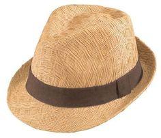 43707eb8b4e65 Henschel Hats 3083 Toyo Straw Stingy Brim Fedora Coordinating Grosgrain  Ribbon