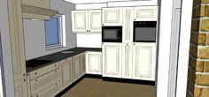 Keukenontwerp Tinello woonkeuken Zevenbergen | Huis & Interieur
