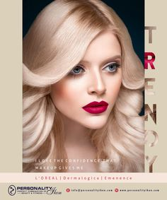 I #love #Confidence That #Makeup Gives me.  www.personalityikon.com  #PersonalityIkon #salon #beauty #hair #skin