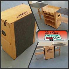 Chuck box idea