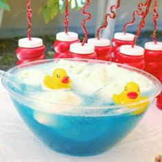 Cute idea for punch!