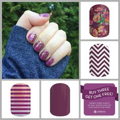 "Hey @pinuser7 Aren't these wraps ""Plum"" Gorgeous!"
