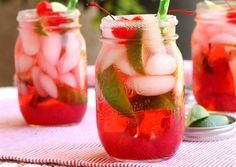 5 bebidas para que tu hijo brinde