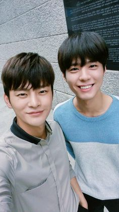 Seo In Gook and Park Bo Gum