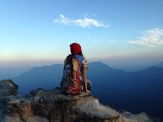 On top of the world….