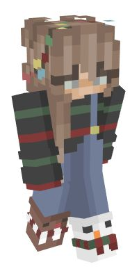 Check out our list of the best Girl Minecraft skins. Minecraft Skins Christmas, Minecraft Skins Cute, Minecraft Skins Aesthetic, Cool Minecraft Houses, Minecraft Pixel Art, Lego Minecraft, Minecraft Projects, Minecraft Crafts, Minecraft Designs