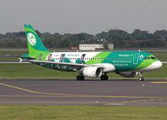 Aer Lingus *Irish Rugby Team*cs at Düsseldorf