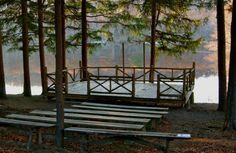 New York Rustic Wedding Venue: Cedar Lakes Estate